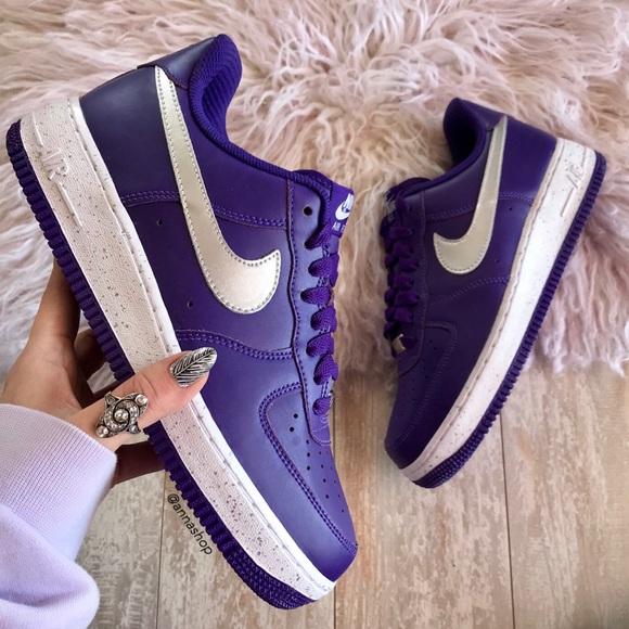 Nike Shoes Nwt Id Air Force 1 Custom Oreo Poshmark